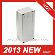New ip67 aluminum waterproof electrical diecast enclosure