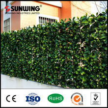 2015 new products artificial ball panels plants for outdoor gardens