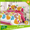 microfiber filling custom printed ultrasonic quilt