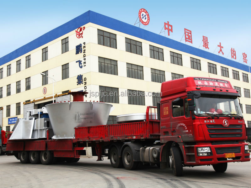 Jiangsu Pengfei high efficient and high quality China manufacturer of roller mill