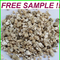 Raw Material and expanded vermiculite