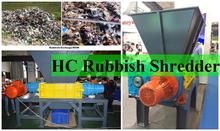 Cost effective rubbish crushing machine