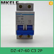 elcb price DZ47-60 2P C3