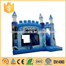 Hot sale Europe High-quality EN71 certificated spongebob inflatable water slide