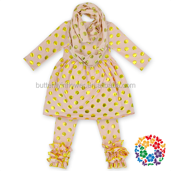 Girls Wholesale Boutique Clothing Baby Clothes Factory