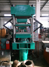 EVA Foaming Hydraulic Press Machine / EVA Foaming Vulcanizing Machine / Rubber Soles Making Machine