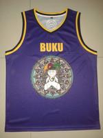 Custom sublimation basketall jersey