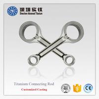 Titanium car engine/ compressor/ h-beam connecting rod, bearing manufacturers