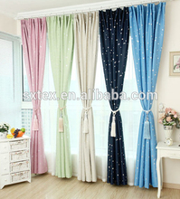 2015 Newest 10 years experience Kinds of readymade curtain