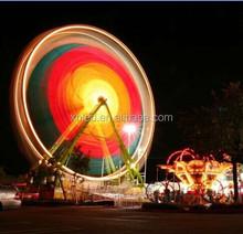 SMD 5050 point light for ferris wheel 3 leds 12V 30mm RGB Full Color LED pixel Light
