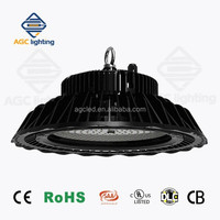 2015 hot sales led high bay light 200w with meanwell and Nichia chip ip65 led high bay light,led industrial high bay lighting