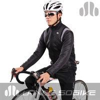 wind resistant man winter cycling jacket hi viz Elasticated hem and cuffs biking Shell jacket