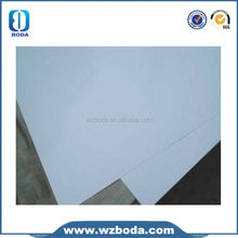 OEM pvc flexible plastic sheet