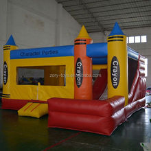 Inflatable Bouncer cartoon , ZY-BH839 kids Inflatable castle Inflatable Bouncer