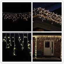 clear lights led christmas lights icicle christmas lights deals