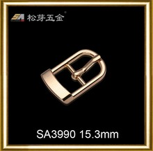 Song a metal leather buckle strap custom metal buckles for shoes