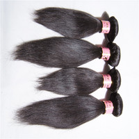 top quality indian remy hair weave silky straight virgin indain hair weaving