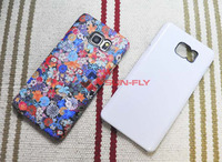 Wholesale dye sublimation personalized printing blank cell phone case for Samsung Note 5