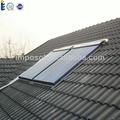 tubo de vacío calentador de agua solar de los proveedores