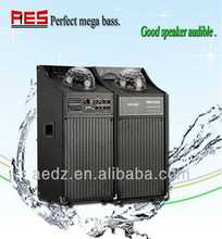 stage speaker with disco light, stage speaker with laser light, profession stage speaker