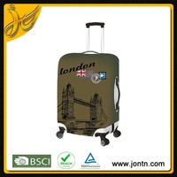 Colorful Luggage Suitcase Covers Protection Trolley Bag Cover for Unisex