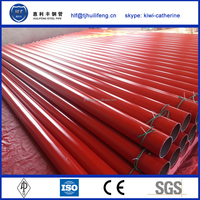 professional st42 A192 epoxy coated seamless steel