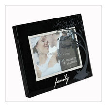 2015 best-selling photo frame glass painting picture frame