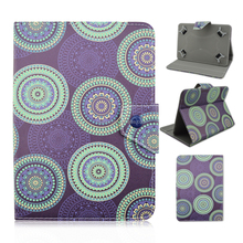 Flower Rotary Stand Leather Smart Cover Case For Apple iPad Air Tablet PC