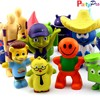 Partypro Market America Wholesale Ningbo Toys Cheap Minion Rugby Brain Stress Ball