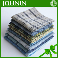 2016 new design hot sales China factory directly export cotton design handkerchief