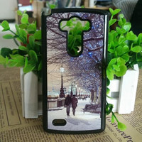 2D Sublimation Blank Phone Case for LG G3 Hard PC with Metal Insert Sublimation Printing Cell Phone Cover