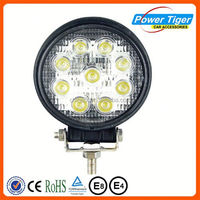 High Brightness electric scooter 27w led work light