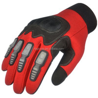 Protection Working Safety Glove Impact Resistant Glove