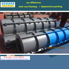 Suspension Roller Precast Concrete Culvert Drainage Pipe Making Machine/Production Line, Construction materials machinery