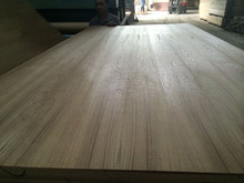 Grade A natual teak plywood 3.2mm for Thailand market