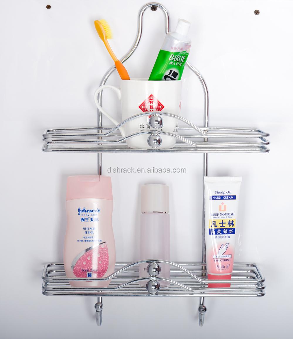 Melhor venda prateleira de banheiro chuveiro organizador for Organizador para ducha