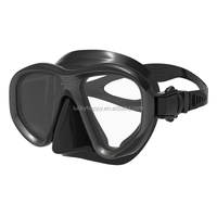 Adult Silicone scuba diving mask ,female and men diving mask
