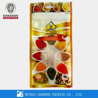 Accept Custom Order and Plastic Material plastic food packaging bag