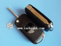 SHOCK PRICE &Aftermarket Old Suzuki Swift 2 buttons flip key case for suzuki grand vitara
