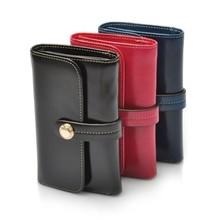 2015 hot sale newest design luxury genuine leather women wallet