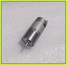 5mm shaft long life 30mm diameter gear box reversible 12v high torque counting machine dc drive motor