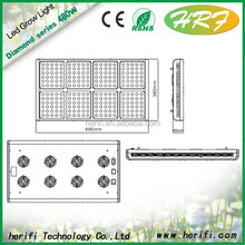 Herifi soil -less/ Hydroponic Full Spectrum Best Cheap 240X3W Chips LED Grow Lights