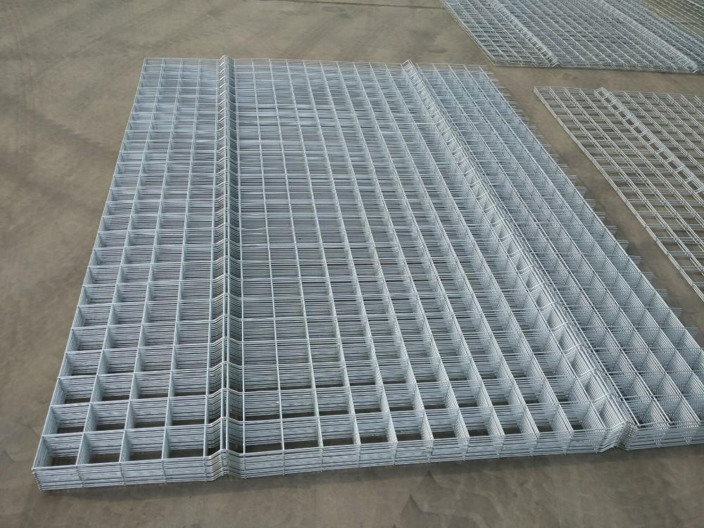 2x2 chaud plong lectrique galvanis ou pvc enduit soud s panneau de treillis m tallique fil de - Treillis soude galvanise ...