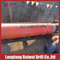 BH300 pneumatic pipe ramming hammer for 630mm pipe