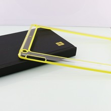 new products for iPad 2 tablet border transparent shell mobile phone protective sleeve