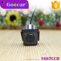 2015 Waterproof Backup Drill Hole CCD Reverse car camera