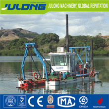 Hot sale high efficiency cutter suction dredger