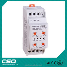 VPD-04R over under voltage protection relays