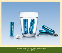 Recycled water activated battery, special battery supply