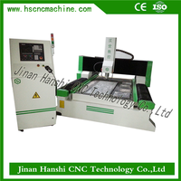 Woodworking cnc router for solidwood, MDF, aluminum,alucobond, PVC